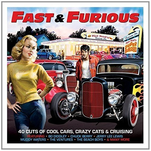 Fast and Furious [double Cd]