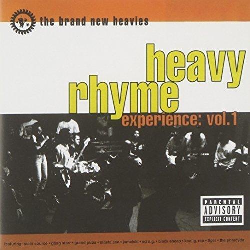 Brand New Heavies the - Heavy Rhyme Experien [CD]