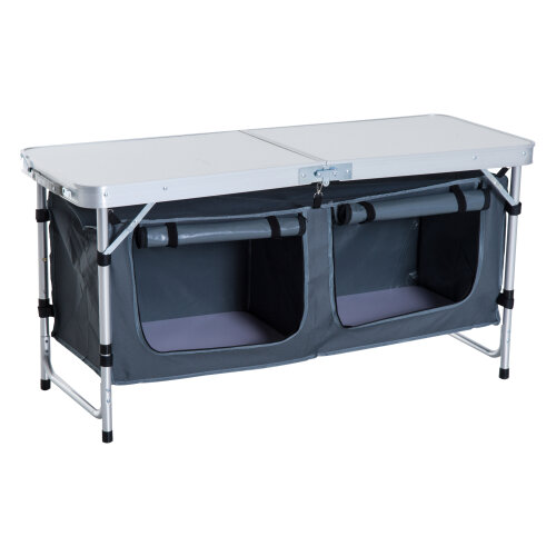 Outsunny Portable Picnic & Camping Table