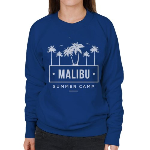 Malibu Summer Camp Women's Sweatshirt