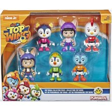 Top Wing 6 Character Collection Pack