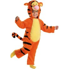 The Tigger Infant Costume