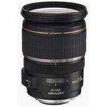 Canon EF-S 17-55 mm f/2.8 IS USM Lens - black