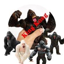 BANDAI Shm King Kong Gorilla Model Toys Action Figure