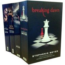 Stephenie Meyer 4 Books Collection Set