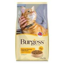Burgess Adult Cat Chicken & Duck 10kg