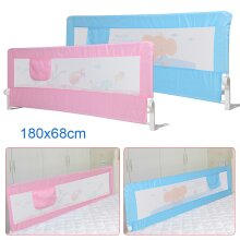 Folding Toddler Safety Protection  Bed Guard