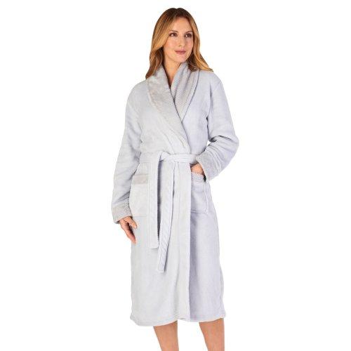 Slenderella HC4302 Women's Housecoats Robe