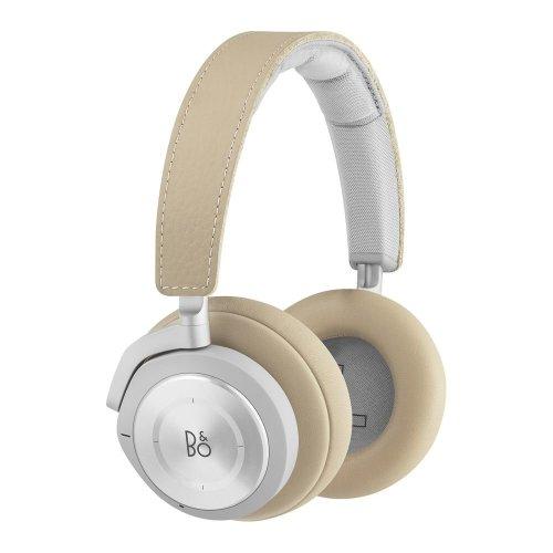 B&O B&O H9i Wireless Bluetooth Noise-Cancelling Headphones - Natural