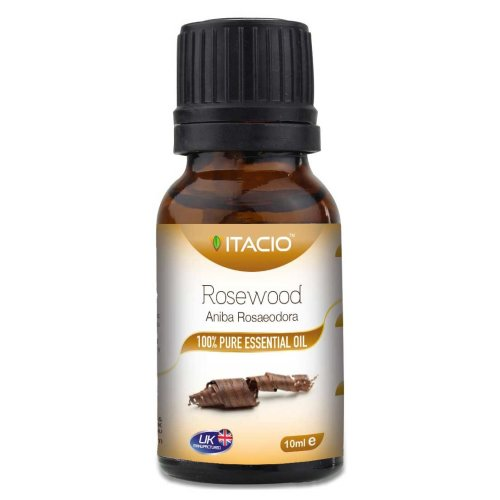 Pure & Natural Rosewood Essential Oil 10ml VitacioUK
