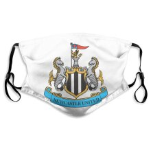 Newcastle FC Football Team Face Masks for Adult Youth Reusable