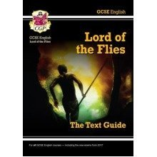 Gcse English Text Guide - Lord of the Flies - Used