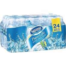 NESTLE PURELIFE SPRING WATER - 2 Unit(s)----Each  Unit Is 24 X(500ML)