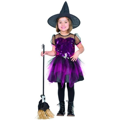 Brand New American Girl BROOM For Halloween Witch Costume