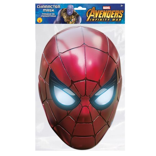 Iron Spider Marvel Official Face Mask