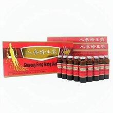 (Original) 3 Boxes Ginseng Royal Jelly Oral Liquid, Red Panax Ginseng & Royal Jelly Improves Stamina, Memory, Focus, Clarity, Immunity & Energy Supp