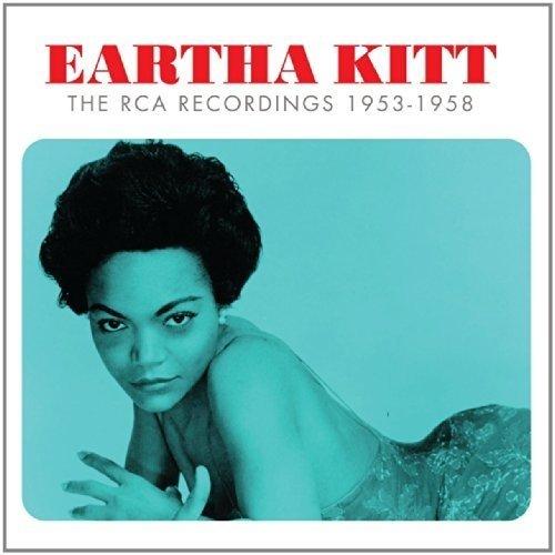 The Rca Recordings 1953-1958 Box Set Audio Cd Eartha Kitt