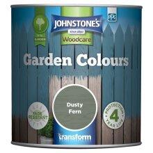 Johnstone's 309281 Garden Colours, Dusty Fern, 1 Litre