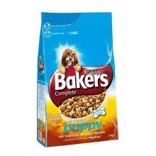 Bakers Complete Puppy / Junior Chicken & Veg 12.5kg
