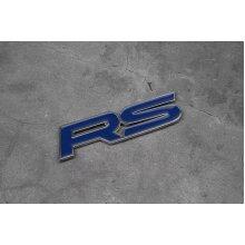 Ford RS Car Emblem Sticker Badge 3D Decoration