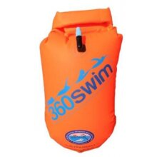 swimming buoy Heavy Duty 64 x 30 cm orange large