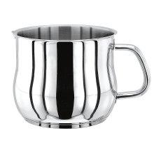 Stellar 1000 Saucepan Pot Jug Pan Gravy 14cm Milk Pan Induction Stainless Steel