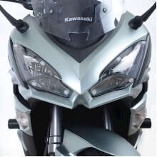 R&G Headlight Shields (pair) Kawasaki Z1000SX 2017-2019 / Ninja 1000SX 2020 onward