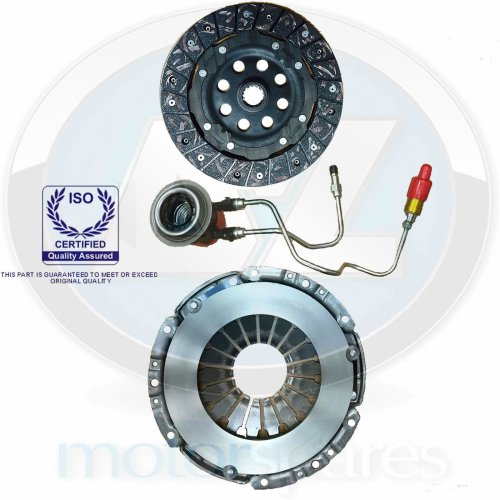 ROVER 75 MGZT 1.8 PETROL NON TURBO CLUTCH KIT 3 PIECE KIT INCLUDING SLAVE CYL