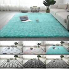Fluffy Rugs Modern SHAGGY RUG Soft Large Carpet Mat Living Room Floor Bedroom