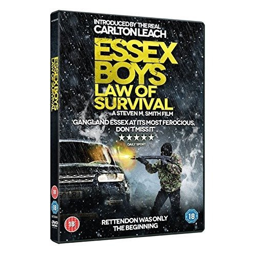 Essex Boys - Law Of Survival DVD [2015]
