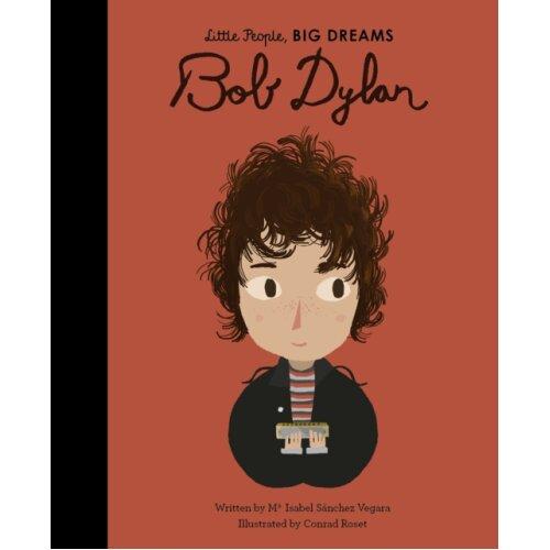 Bob Dylan by Sanchez Vegara & Maria Isabel