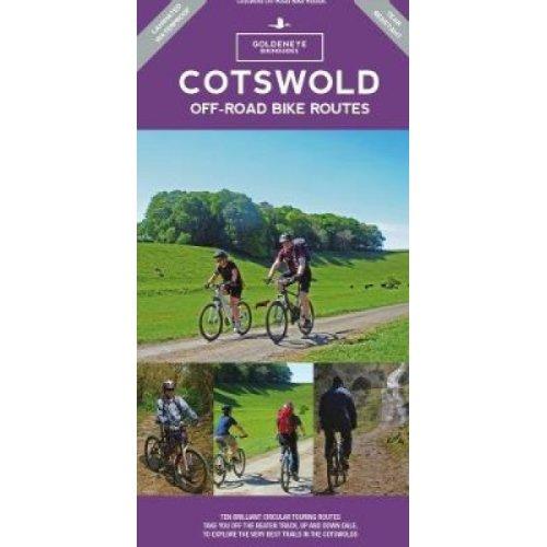 Cotswold offRoad Bike Routes by Al Churcher