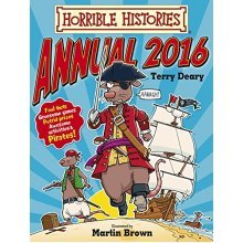 Horrible Histories Annual 2016 - Used