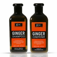 XHC Xpel Hair Care Ginger Shampoo and Conditioner Combo Set