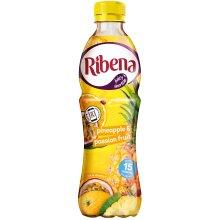 Ribena Light Pineapple and Passion Fruit Drink - 12x500ml