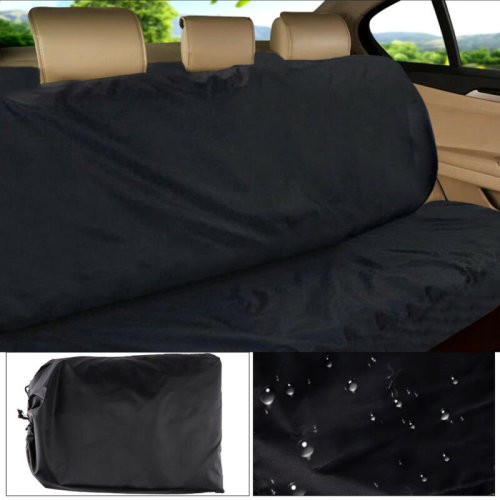 Car Rear Seat Cover Universal Waterproof Pet Protector Easy Fit