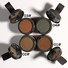 Hair Powder Instantly Concealer Black Root, Cover Up Natural Instant Coverage Hair Line Shadow