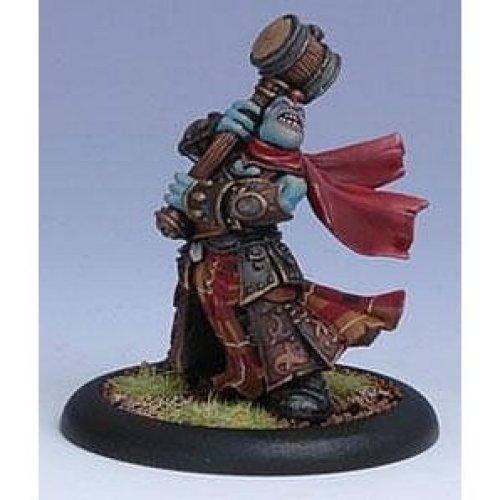Privateer Press Hordes Trollblood Warlock Grissel Model Kit
