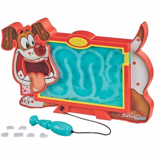 Hasbro Operation Pet Scan Board Game