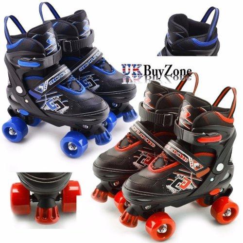 The Magic Toy Shop Adjustable Quad Roller Skates