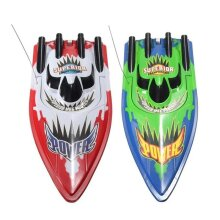RC Boat Radio, Control Racing Electric Ship, RC High Speed, Waterproof Toys For Children Gifts