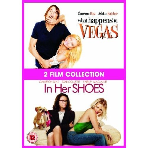 What Happens in Vegas / in Her Shoes Double Pack [
