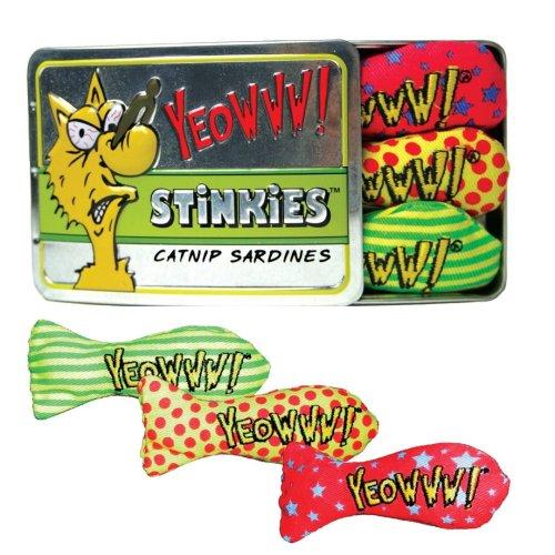 Yeowww Sardinetin Of 3 Stinkies