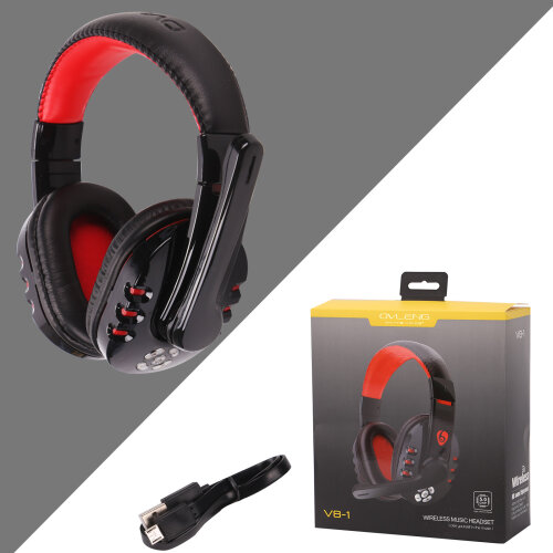 Wireless Bluetooth Gaming Headset Headphones Stereo for Gaming Headset