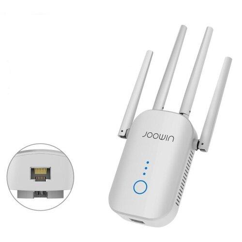 Wireless Powerful, Wifi Router Extender With 4*3dbi Antenna, Long Range WiFi Amplifier