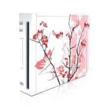 DecalGirl WII-TRANQUILITY-PNK Nintendo Wii Skin - Pink Tranquility