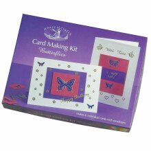 House of Crafts Butterfly Card Making Starter Kit