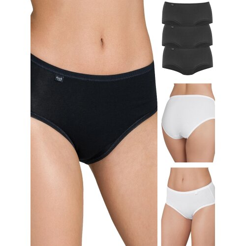 *3 Pack* Evernew Midi Briefs