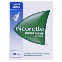 Nicorette Nasal Spray 10ml