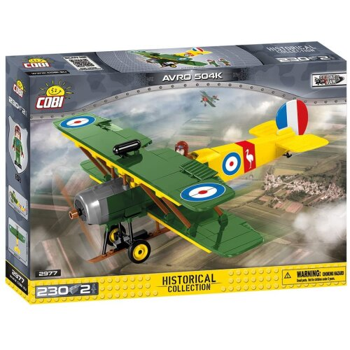 Cobi COB02977 Brick Model kit, Various